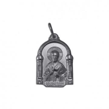 """Ладанка """"Святий Миколай Чудотворець"""" 3140"""